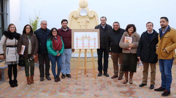 La portada de Manuel Nuño es la elegida para la Feria de Lora del Río en su 200º aniversario