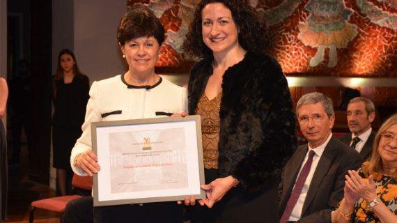 El Virgen del Rocío recibe el Premio Calidad Sanitaria por su labor en responsabilidad social corporativa