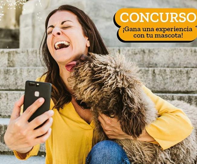 Un concurso de selfies con tu perro para hacer más limpias las calles de la ciudad