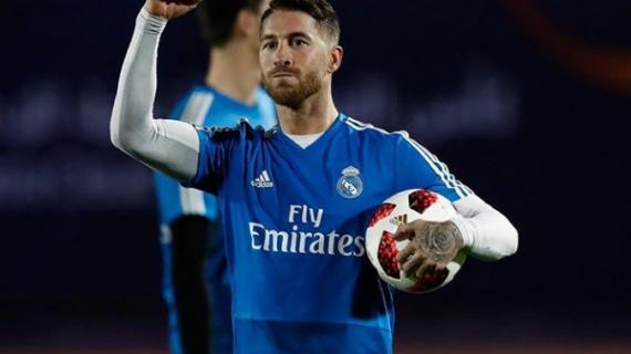 Sergio Ramos tendrá su propia docuserie en Amazon Prime