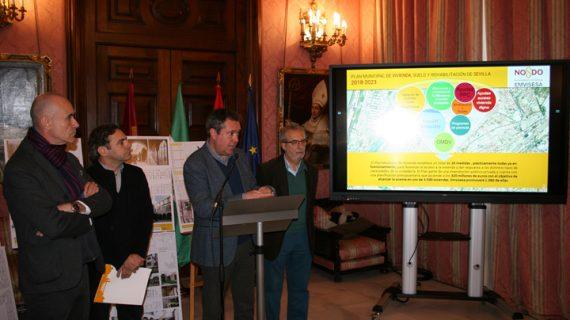Aprobadas nuevas promociones de Emvisesa que suman 83 VPO y un alojamiento intergeneracional