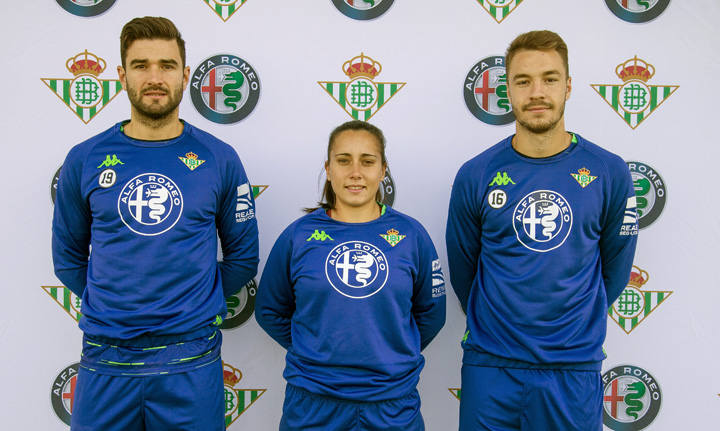El Real Betis Balompié y Fiat Chrysler Automobiles Spain renuevan su acuerdo de patrocinio para la presente temporada.