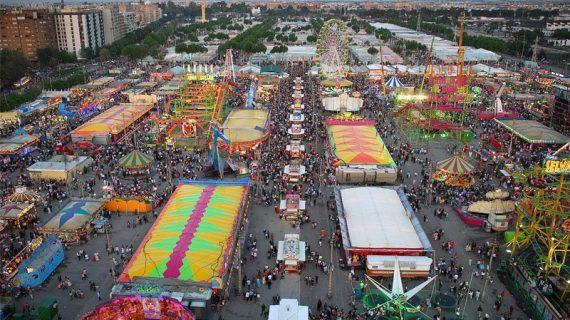 El lunes se podrán solicitar los pases de garaje de zonas restringidas para la Feria