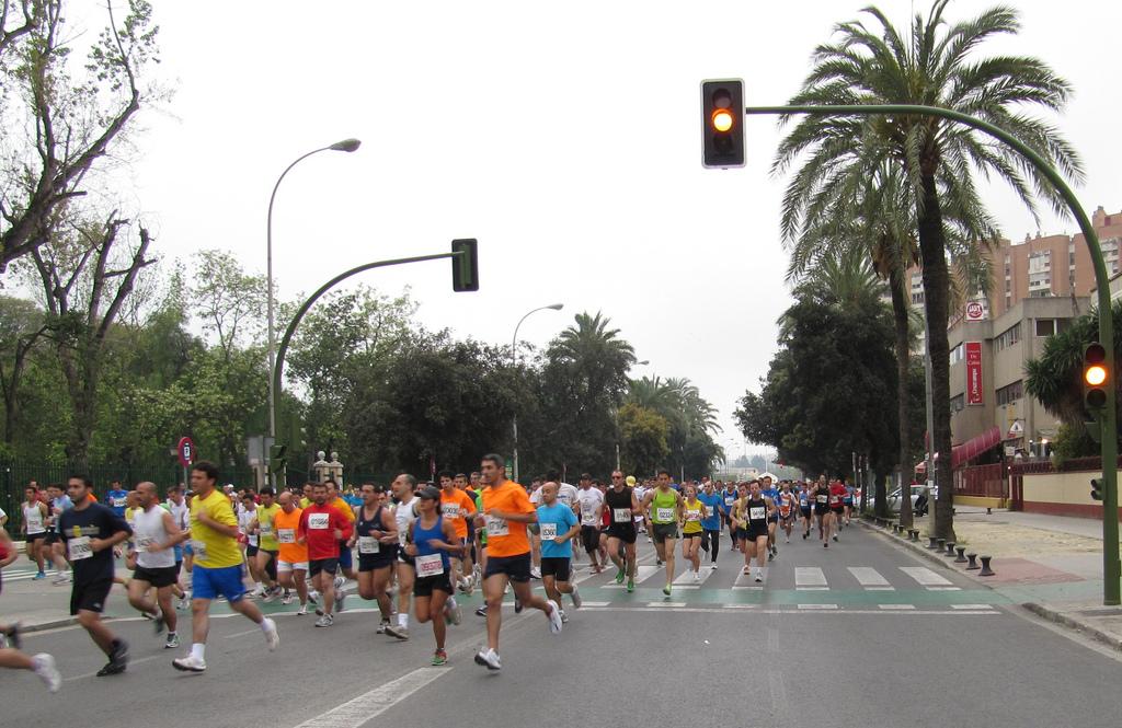 Sevilla marcha por la salud en una carrera benéfica multitudinaria el próximo 10 de febrero