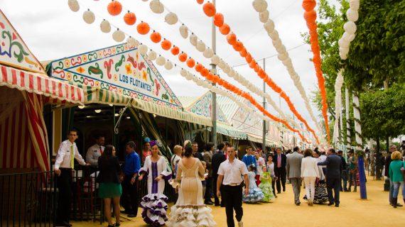 Mañana martes abre el plazo para el pago de las casetas de la Feria de Abril 2019