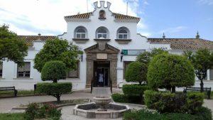 En la imagen, el Centro de Salud de Montellano.