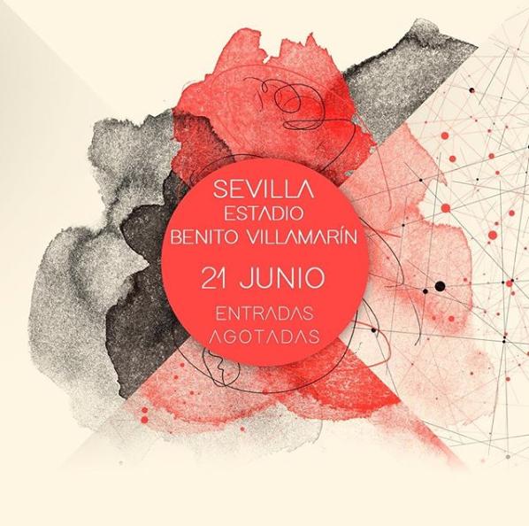 Sevilla agota en cuatro horas las entradas del concierto de Manuel Carrasco en el Villamarín