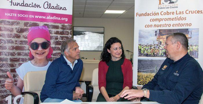 'El Viaje de Aladina' se hará realidad gracias a una importante donación