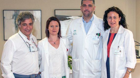 El Virgen del Rocío es el centro con más donantes y transplantes de Andalucía
