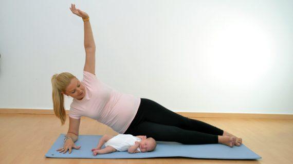 El Hospital Nisa organiza un curso sobre los beneficios de la actividad física durante la gestación y después del parto