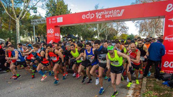 El Medio Maratón de Sevilla tiene su cita el 27 de enero
