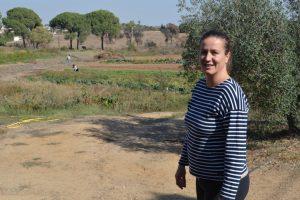 En la imagen, la emprendedora Tatiana García Resenberg.
