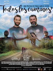Cartel del documental 'Todos los caminos'.