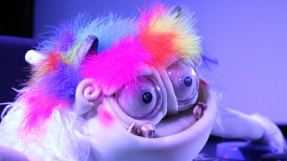 'Trolly pintaflores', estreno este fin de semana para toda la familia