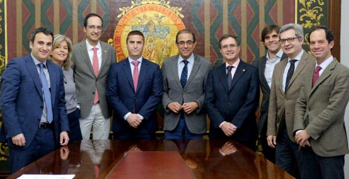 Nace la Cátedra Sociedad Digital Indra en la Universidad de Sevilla
