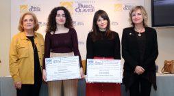 La Pablo de Olavide entrega los I Premios en estudios de género e igualdad