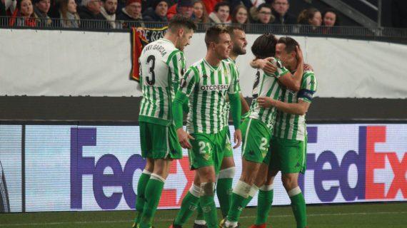 El Betis carga las pilas para la Copa con una victoria en Valladolid