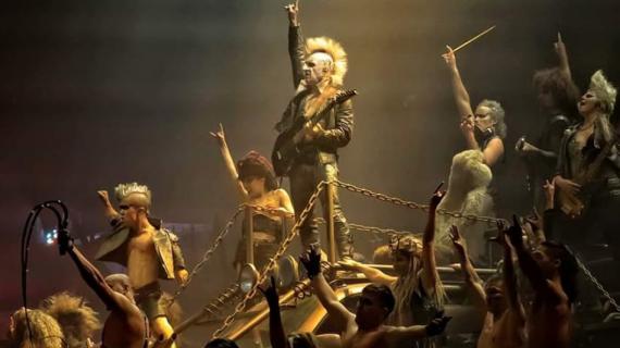 El 'Apocalipsis' llega a Sevilla de la mano del Circo de los Horrores