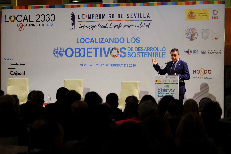 Sevilla, capital mundial para el debate sobre la desigualdad y el cambio climático