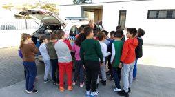 Sesiones de nutrición y educación vial en las escuelas deportivas de Mairena del Alcor