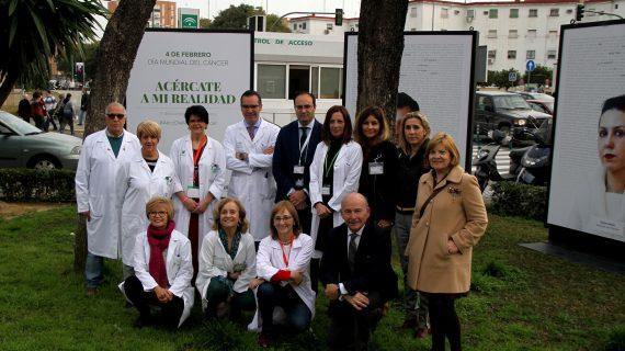 El Macarena acoge la exposición 'Acércate a mi realidad' protagonizada por pacientes