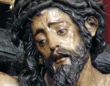 El Cristo de la Conversión pasará por el Salvador en el Vía Crucis del Consejo