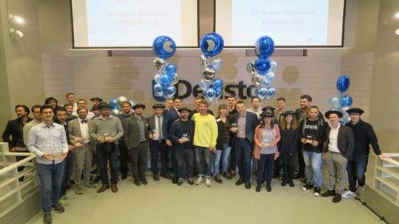 La 'startup' sevillana Ciclogreen, entre las seis mejores de Europa en Big Data
