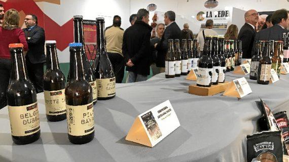 Lo mejor de la cerveza artesanal y los aperitivos se exponen en Diputación