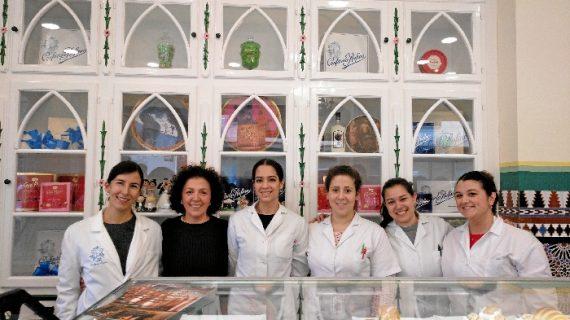 "Confitería Rufino endulza Sevilla con ""productos completamente naturales"""