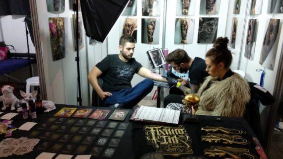 Los mejores tatuadores del mundo exhiben sus trabajos en Sevilla