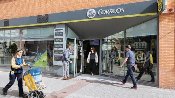 En Sevilla, 109 personas se incorporan a un puesto de trabajo fijo en el servicio postal