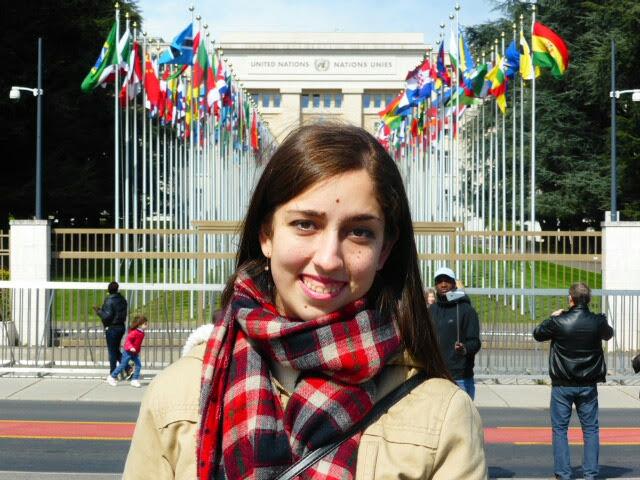 "Cristina Revuelta Losada: ""Soy ciudadana del mundo con corazón sevillano"""
