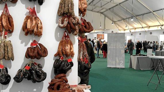 Empresas del sector agroalimentario provincial se promocionarán en la VII edición de 'Andalucía Sabor'