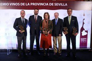 En la imagen, los ganadores de la III edición del concurso.