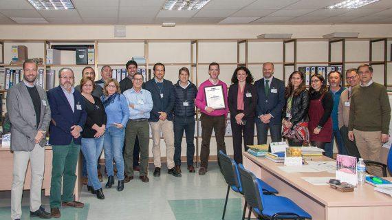 El Sistema de Gestión Ambiental del Virgen del Rocío recibe el certificado EMAS