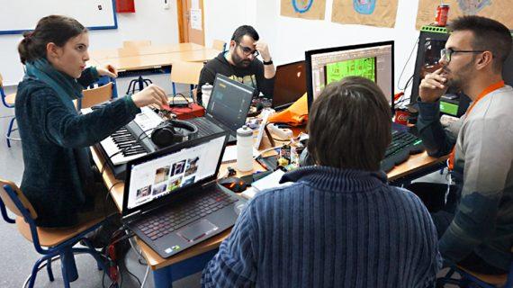 IJamToday reúne a más 70 participantes para crear videojuegos y juegos de mesa educativos