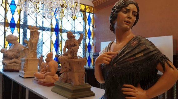 La Casa Fabiola exhibe la donación Mariano Bellver