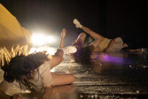 Imagen del espectáculo 'Melodrama', de La Ejecutora/Teatro a pelo.