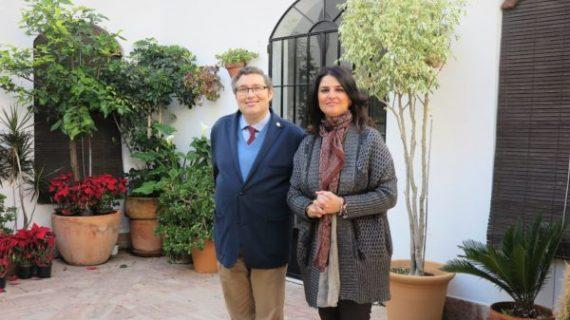 Nuria Barrera pintará el cartel de la Romería del Rocío en el centenario de la coronación