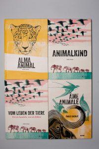 Su libro 'Alma animal' se ha traducido en varios idiomas.