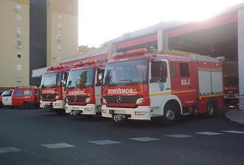 Sacan a licitación el contrato para el mantenimiento integral de los Equipos de Protección Individual de Bomberos de Sevilla