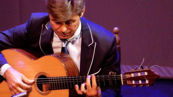 El guitarrista Pedro Sierra presenta 'El llanto de la guitarra'