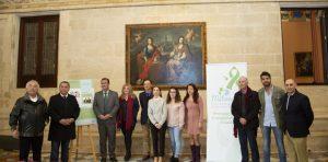 En la presentación de esta gala benéfica a favor de la investigación de las enfermedades mitocondriales.