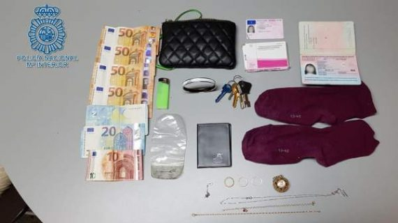 Desarticulada una cédula de la mafia croata dedicada al robo de viviendas en Nervión