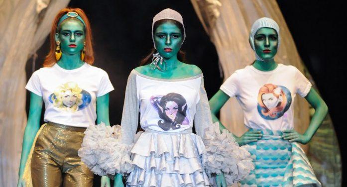 Flamencas de otra galaxia: galería de fotos del desfile de Antonio Gutiérrez