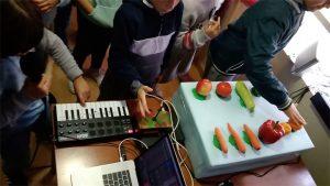 Un taller interactivo de música para los más pequeños.