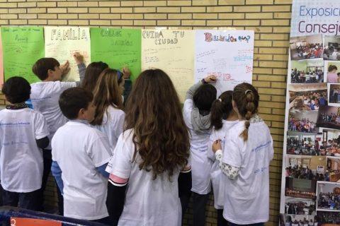 Alcalá de Guadaira y Unicef se dan la mano por los derechos de la infancia