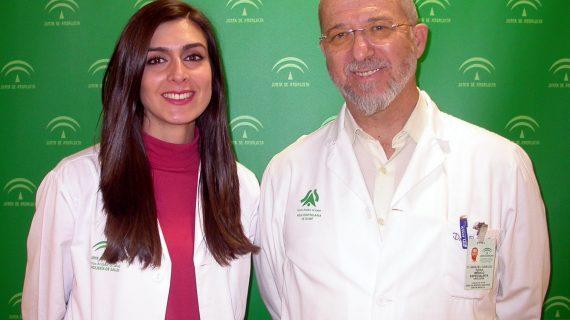 Hospital de Valme ofrece un enfoque innovador sobre el catéter doble J