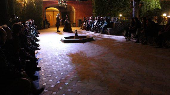 El Real Alcázar licita el contrato de sus visitas teatralizadas nocturnas de 2019 y 2020
