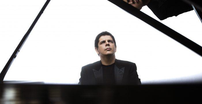 Javier Perianes clausura el ciclo de piano del Maestranza